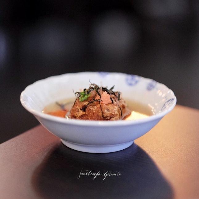 Kinoko Tofu ($8)