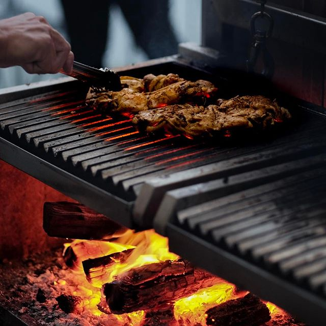 Hearth and Heat Wood-Fired Weekend Grill ($52/$62++ for weekend lunch/dinner).