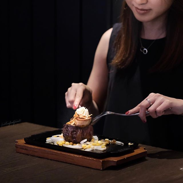 1-for-1 Steak ($35++ for two steaks).