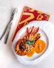 [New Wok-fried Lobster (CNY Menu from $148++/pax onwards).