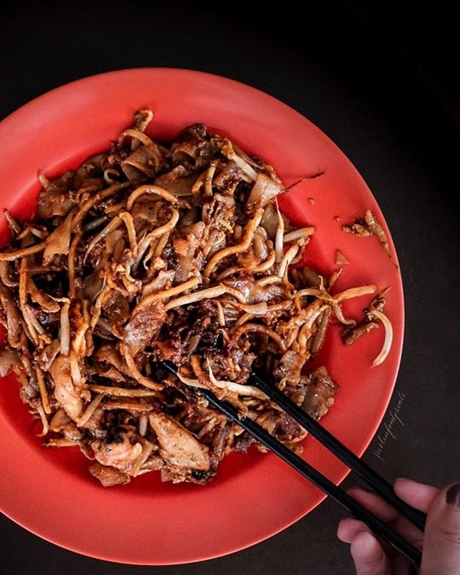 [Newly Awarded - Michelin Bib Gourmand 2018] Char Kway Teow ($3).