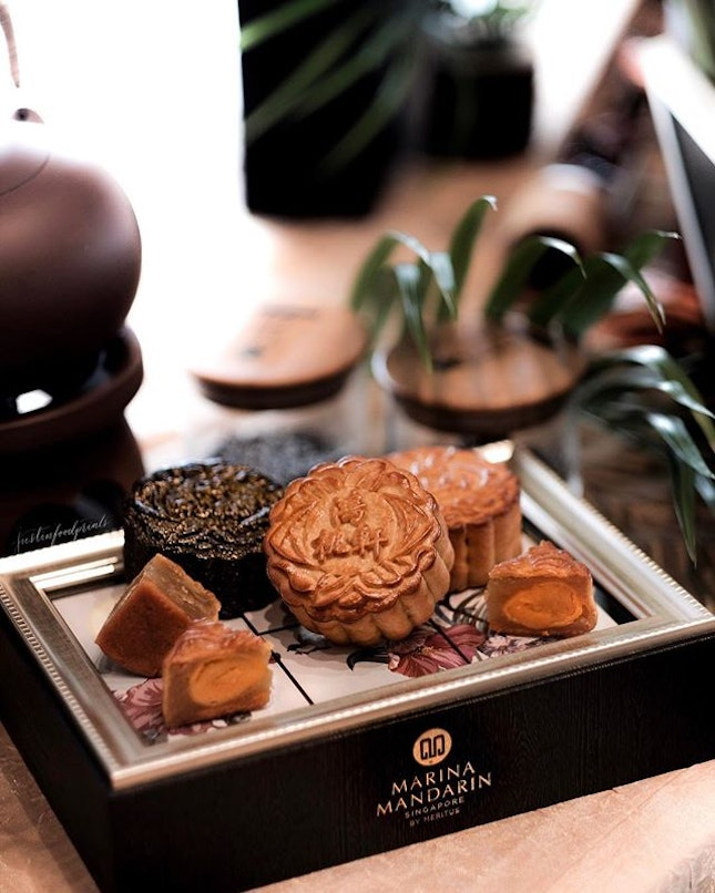 [Preorder Starts Tmr] Traditional Baked Mooncakes.