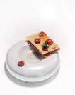 Amuse bouche (served before 2 course lunch at $46; or 3 course lunch at $60).
