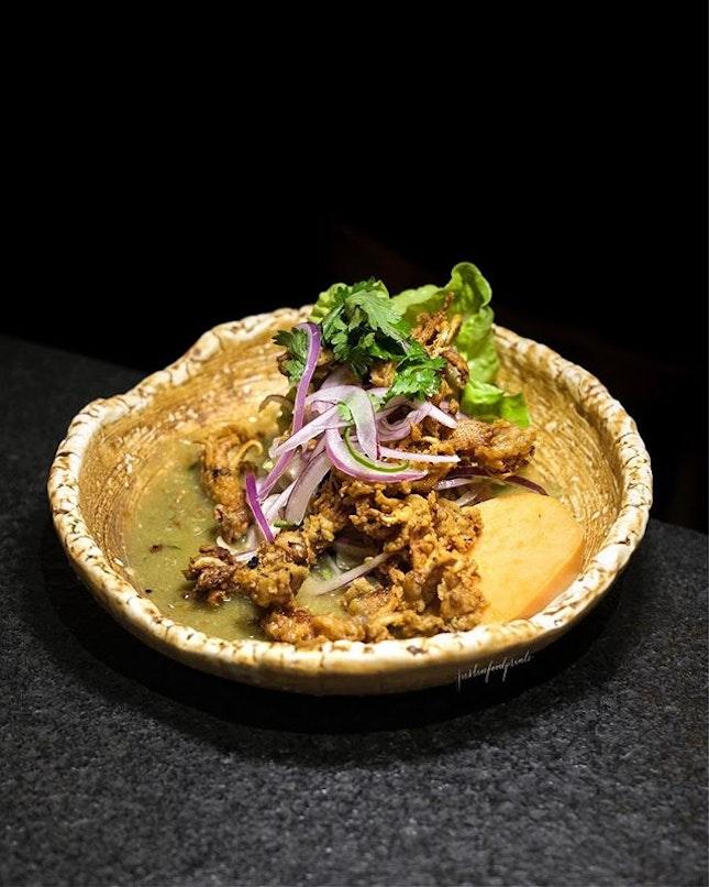 Ceviche Tono ($28).