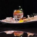 Fukusen Sushi Platter (part of 8 course omakase at $180++/pax.