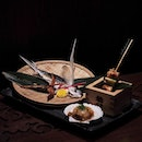 Flying Fish (part of 8 course omakase at $180++/pax.