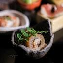 Omakase Dinner ($150++).