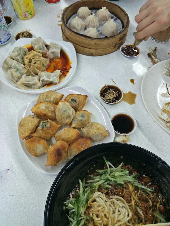 Decent Dumplings