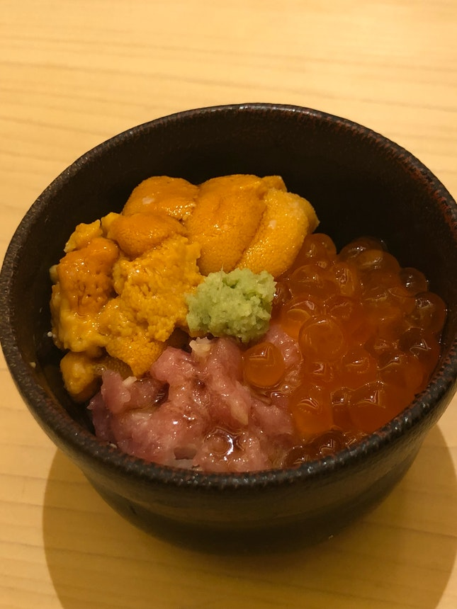 Uni Rice Bowl