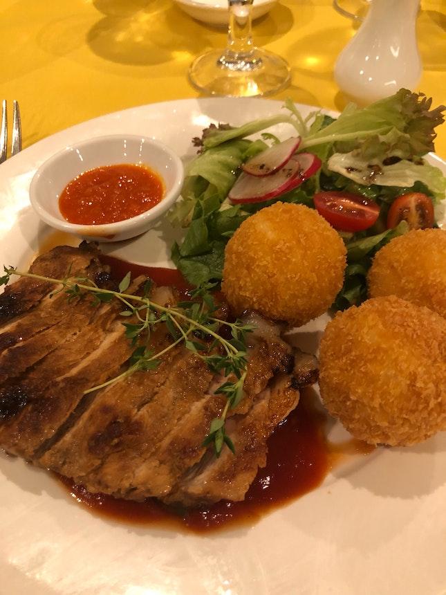 Pork Chop Shaslik