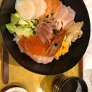 Premium Assorted Non-fresh Seafood Kaisendon @ $24.80++