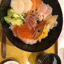 Premium Assorted Non-fresh Seafood Kaisendon @ $24.80++