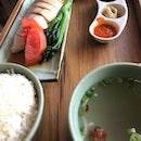 Chicken Rice ($22++)