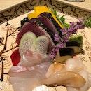 Sashimi (part of $250++ omakase)