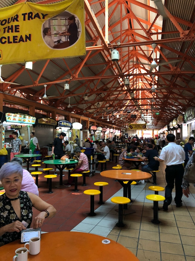 Maxwell Doesn't Max Out on Singapore Food, But May Well Be Best Hawker Centre In Singapore