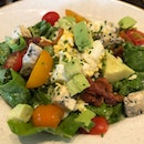 Cobb Salad With Almost No Dressing