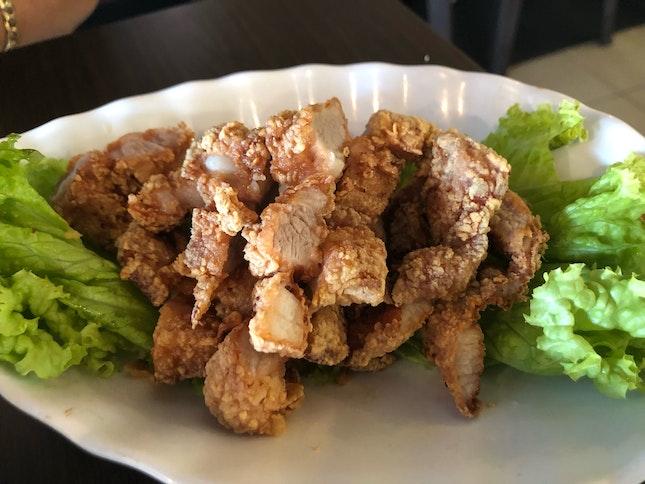 Deep Fried Pork Belly ($5++)