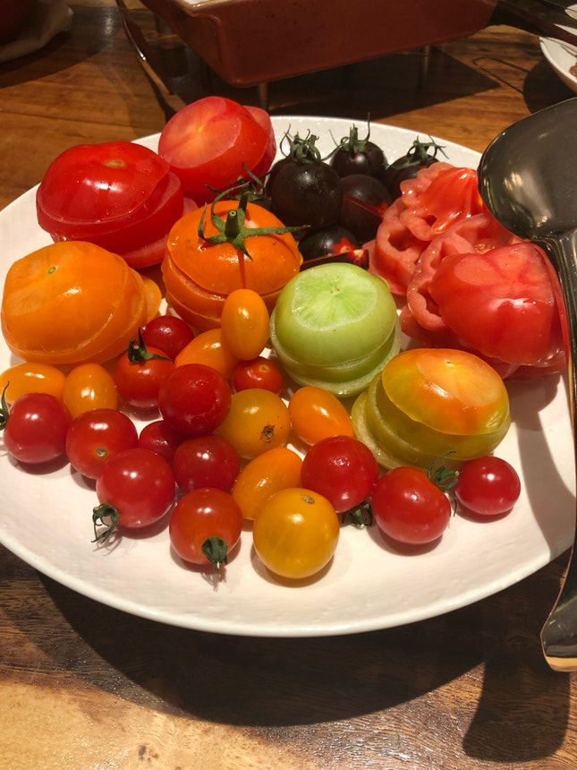Tomatoes ($38++ Lunch Buffet)