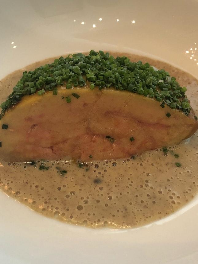 Excellent Foie Gras (part of $175++ menu)