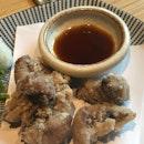 Not So Good Deep Fried Eel Liver