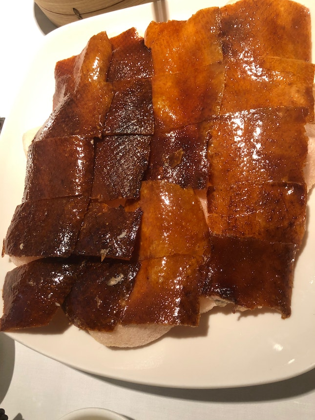 Wait! Is This One Whole Peking Duck ($76++)?!?