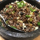 Fried Brown Rice ($15.80++)