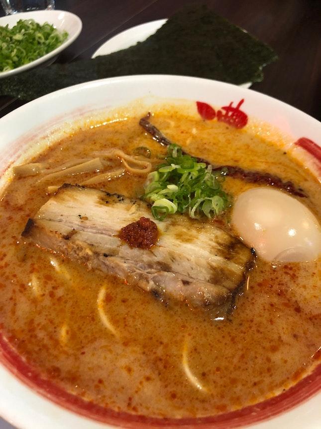 Karatama Uma Spicy ($16.90++)