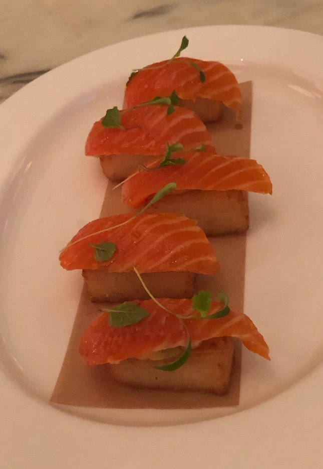 Crispy Sushi ($5 Per Piece)