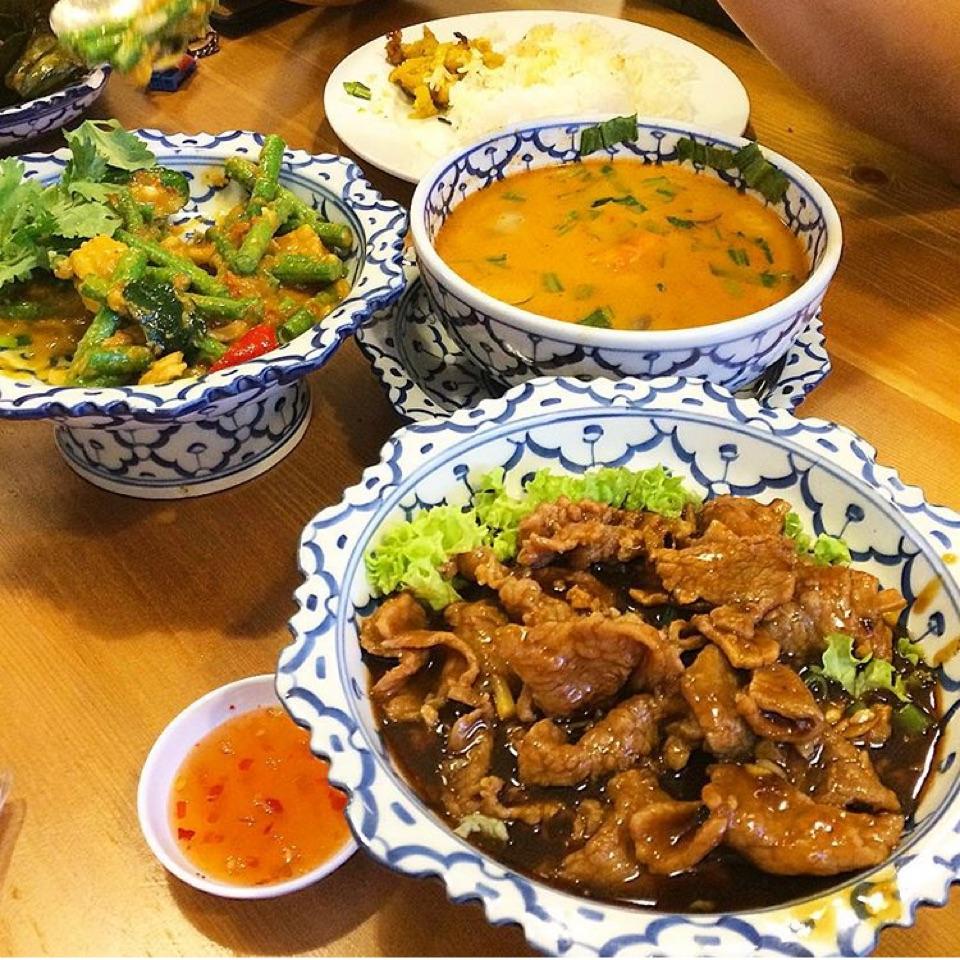 Yishun Thai Food