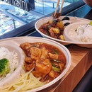 If you are looking for a fuss-free, affordable, decent meal that pretty much checks the boxes on nutrition, check out the Chinese-Japanese style fusion 'Dons'.