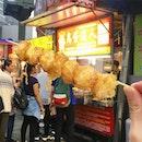 [Taiwan, Taipei🇹🇼] Cholesterol 😓😓 #jxeatstravel