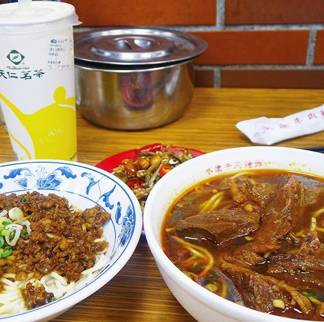 [Taiwan, Taipei🇹🇼] Yong Kang Beef noodle listed in Michelin bib gourmand.