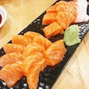 one of my fav jap food places in sg especially when they have $3 sashimi (5 slices) promotion every mon and thurs!