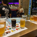 Beer Samplers At Brewerkz