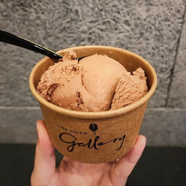 Chocolate Ice-Cream (single; $5)