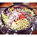I'm on seafood diet 😁#shioknessoverload #burpple #spicyseafood #koreanfood
