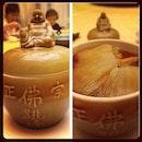 佛跳墙!A #gastrorgasm to mark the start of a gastrorgasmic 2 weeks (: #foodporn #shiok