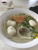normal bowl mee tai bak (soup)