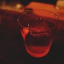 A Negroni at the spiritual home of Negroni in Singapore.