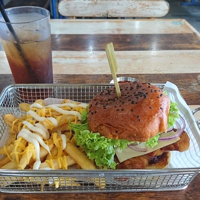 Shark Burger