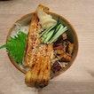 Unagi And Foie Gras Rice Bowl Under $30