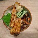 Unagi And Foie Gras Rice Bowl Under $30