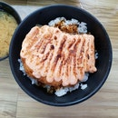 Salmon Mentai Bowl