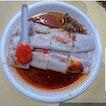 Smoked Salmon Chee Cheong Fun