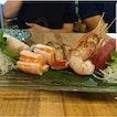 Fresh Sashimi In A Hidden Place