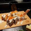 California, Ebi Tempura, Soft Shell Crab, Hokkaido Maki Rolls