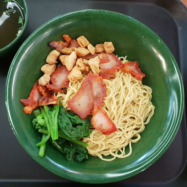 Have The Tanjong Katong Wanton Mee In The West