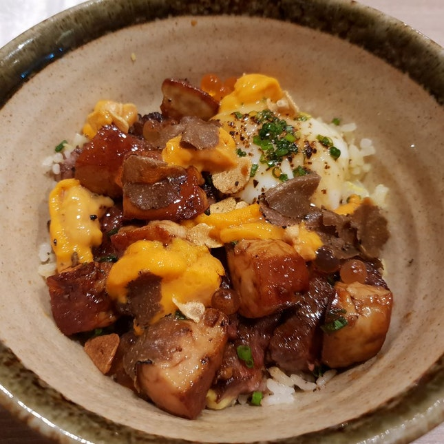 Premium Wagyu Bowl