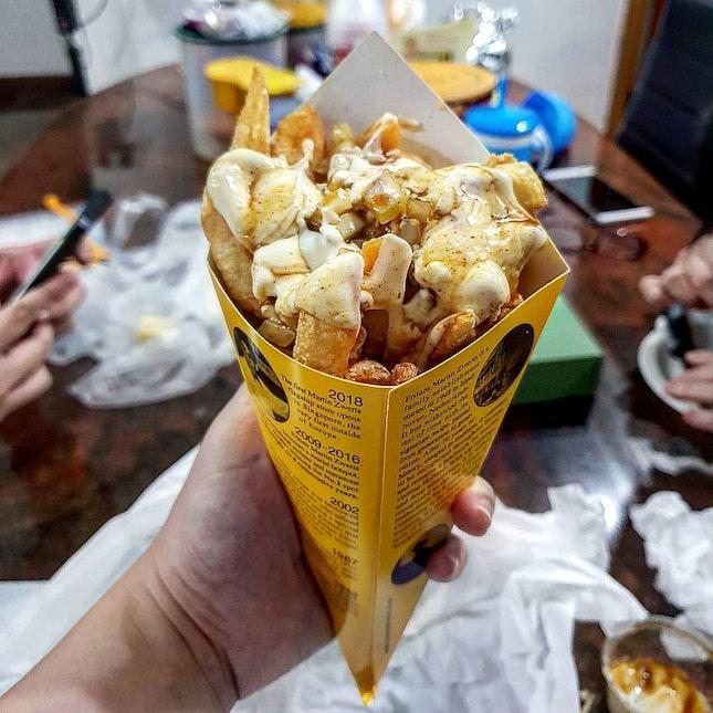 Awesome Dutch Fries