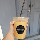 Cold Brew White Coffee